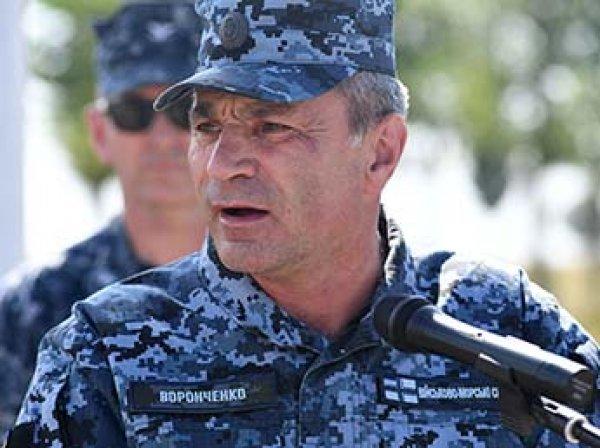 Командующий ВМС Украины предложил себя в обмен на задержанных в России моряков