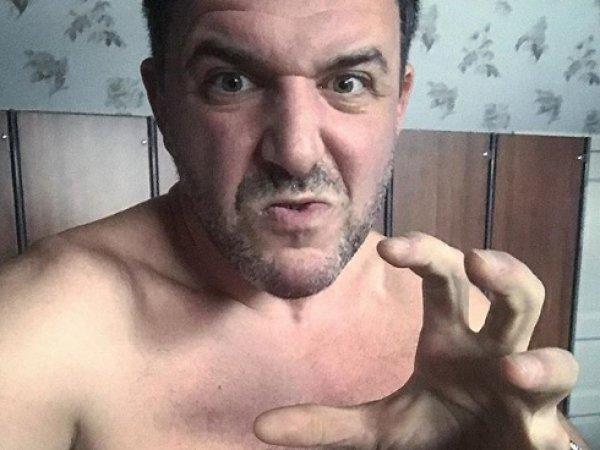 """""""С детства эрекция"""": полуголый Виторган на фоне слухов о разводе с Собчак обратился к подписчикам"""