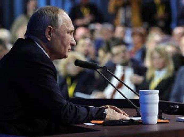 Песков обвинил участников пресс-конференции Путина в клевете