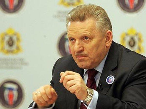 Минюст проверяет информацию о пенсии экс-губернатора Хабаровского края в 2 млн рублей