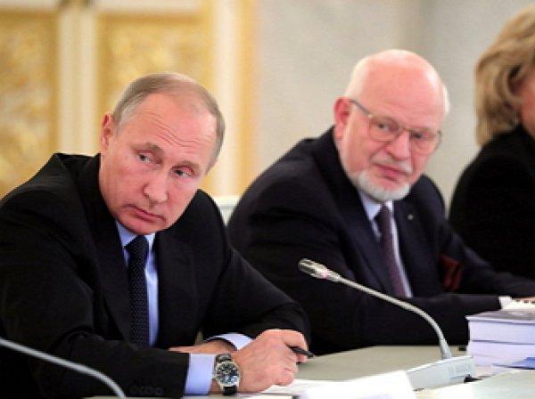 «Мы же не хотим событий, как в Париже»: Путин об аресте Пономарева и провокаторах из спецслужб