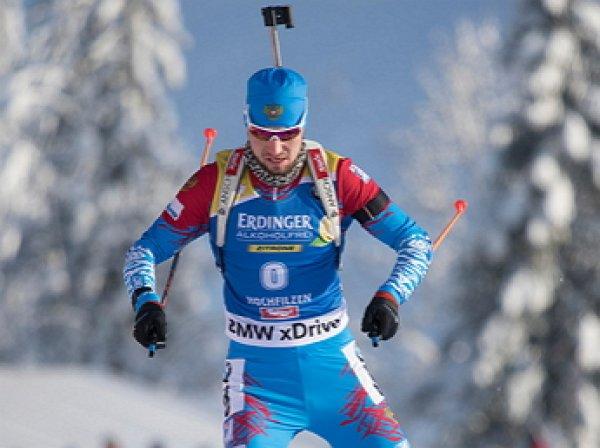 Биатлон, спринт, мужчины, результат: Логинов взял серебро, уступив Бё на Кубке Мира (ВИДЕО)