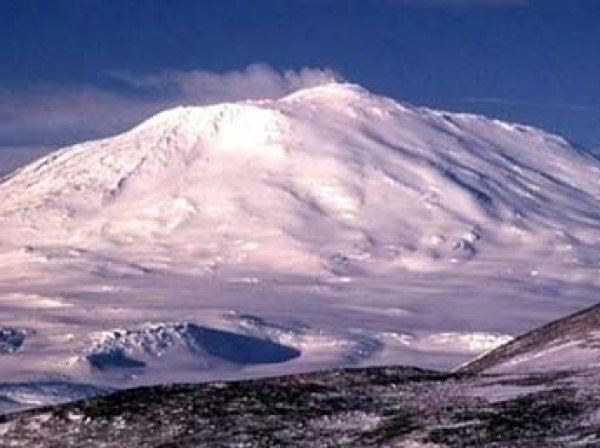 Ученые нашли в Антарктиде супервулкан, который может погубить человечество