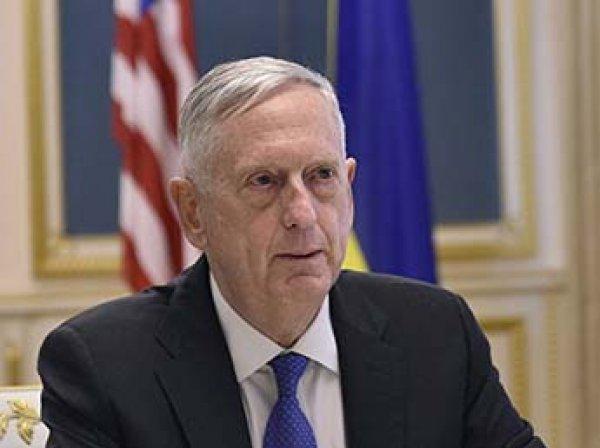 Разногласия с Трампом довели главу Пентагона до отставки