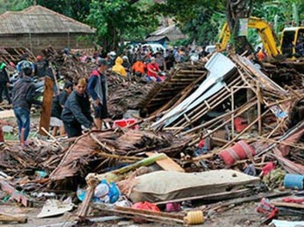 Цунами в Индонезии смыло концерт вместе с музыкантами и зрителями: 168 погибших (ВИДЕО)