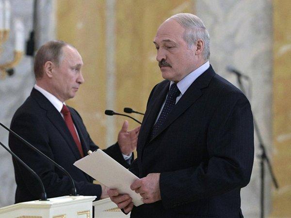 Кремль прокомментировал спор Путина и Лукашенко по газу
