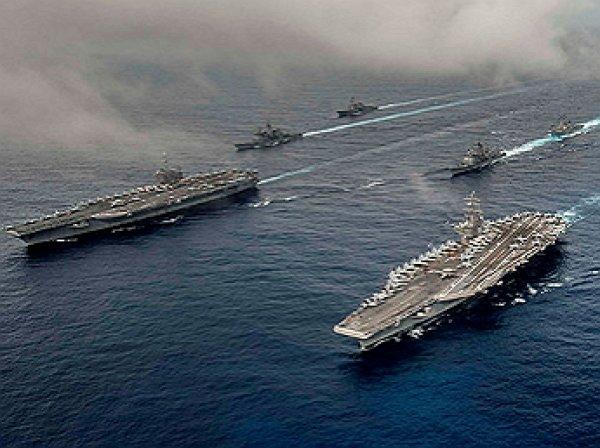 The National Interest предрек поражение флоту США в войне с Россией