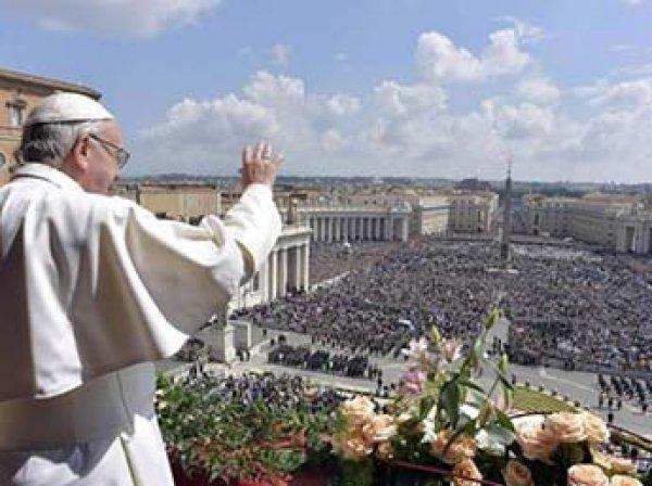 """Ватикан отказался признавать """"новую украинскую церковь"""""""