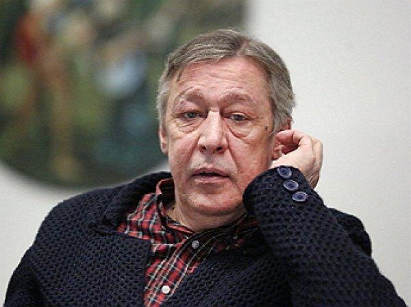 Михаил Ефремов устроил дебош в одной из столичных клиник