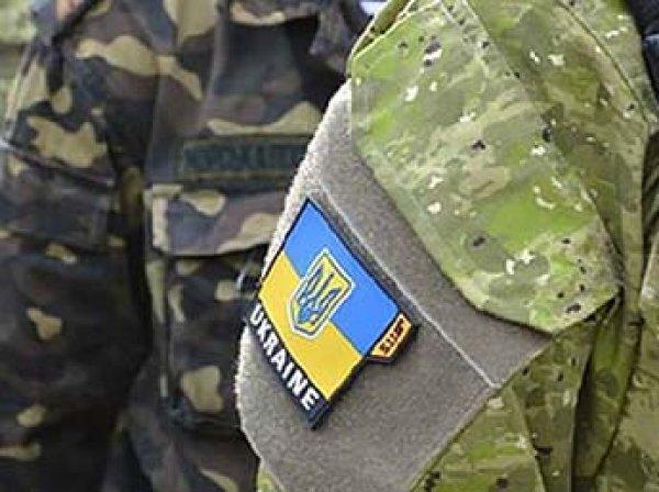 На Украине солдаты убили сослуживца за отказ сбегать за водкой