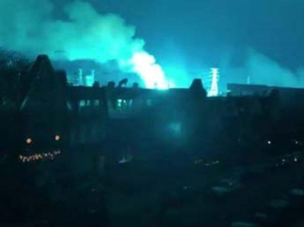 Небо над Нью-Йорком стало ярко-голубым после взрыва