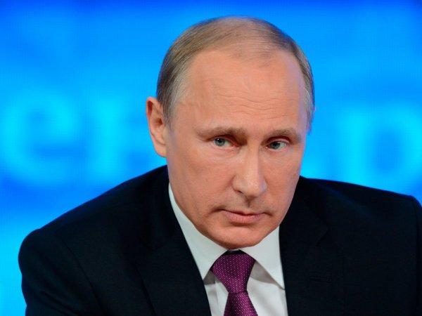 Путин спародировал Ельцина и призвал россиян надеяться только на себя