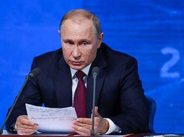 CМИ выяснили, за что были осуждены 5 человек, которых помиловал Путин