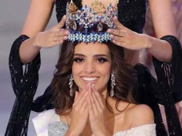 «Мисс мира – 2018» стала представительница Мексики