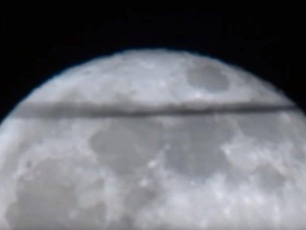 Гигантскую черную полосу на Луне связали с Нибиру и концом света 1 января (ВИДЕО)