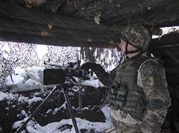 Подорвались на собственных минах: бойцы ВСУ провалили наступление на ДНР