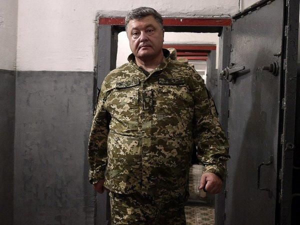 Порошенко начал чистку в рядах госслужащих, имеющих родственников в России