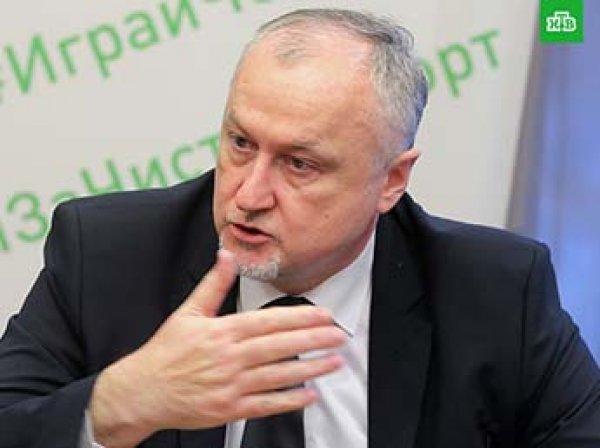 Глава РУСАДА заявил о скорой изоляции российского спорта