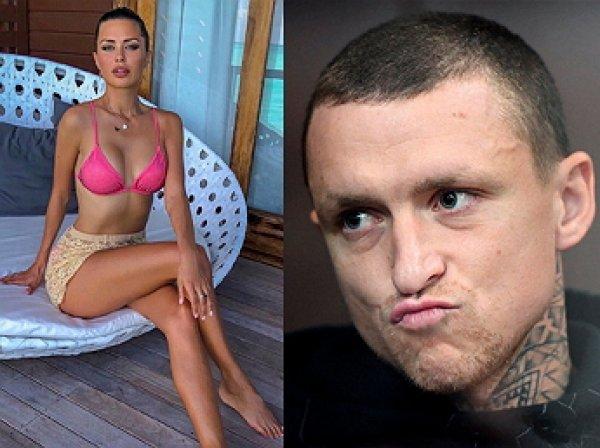 """""""Она совсем психопатка"""": жена Мамаева обвинила Боню в интимной связи с супругом"""