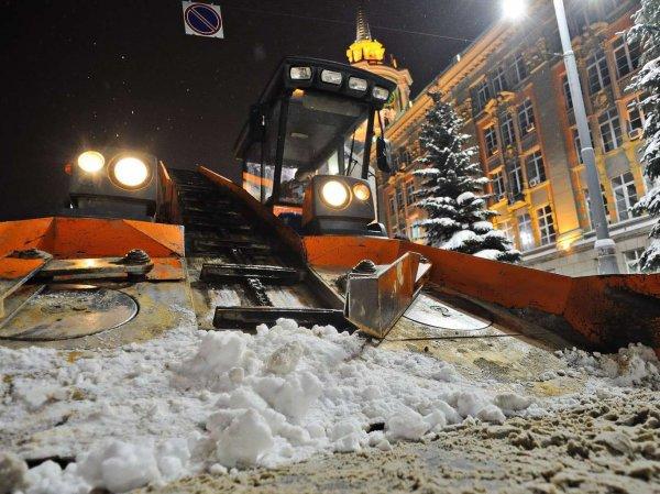 В Москве подростка перемололо в снегоуборочной машине