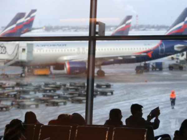 "Американцы требуют от ""Аэрофлота"" ,5 млн из-за опоздания на самолет"