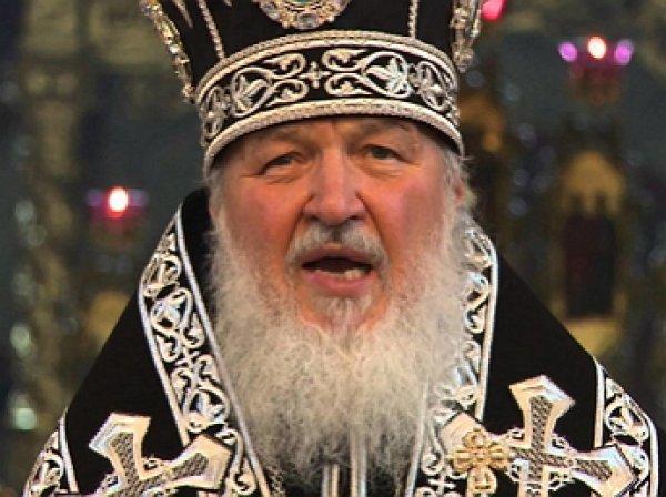 «Как в фашистской Германии»: патриарх Кирилл осудил аборты по медицинским показаниям