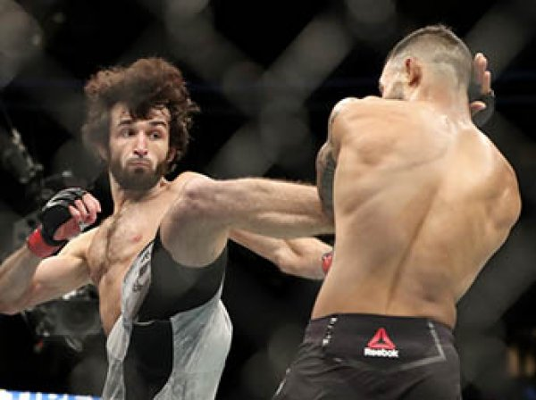 UFC по итогам 2018 года назвала лучшим прием российского бойца ММА: это не Хабиб