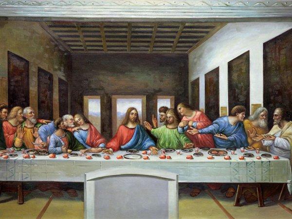 Ученые вычислили точную дату конца света на знаменитой картине да Винчи