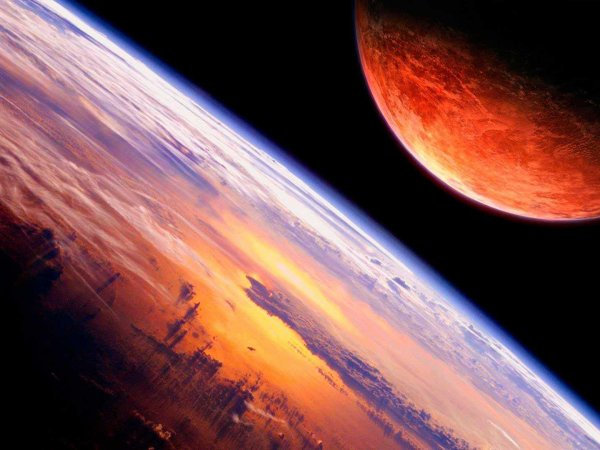 Зловещая Нибиру снова видна по всей Земле: новый конец света назначен на 1 февраля (ФОТО, ВИДЕО)