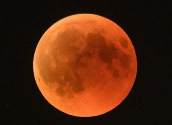 Кровавая Луна 2019: онлайн трансляция, во сколько часов и когда смотреть 21 января (ВИДЕО)
