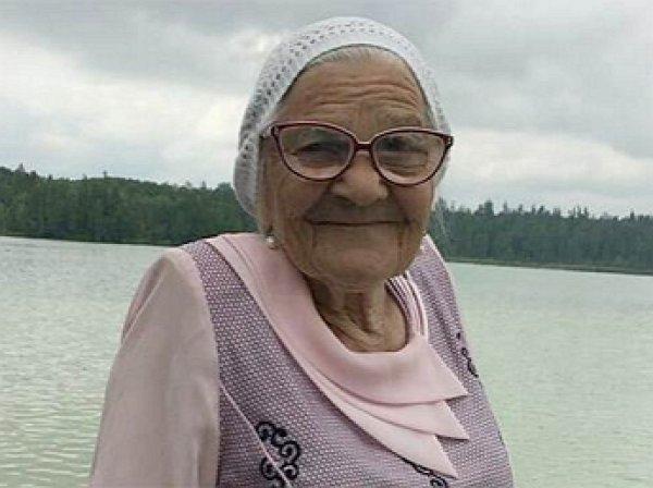 Умерла знаменитая путешественница Баба Лена