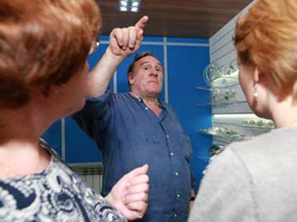 Новосибирские приставы ищут Жерара Депардье