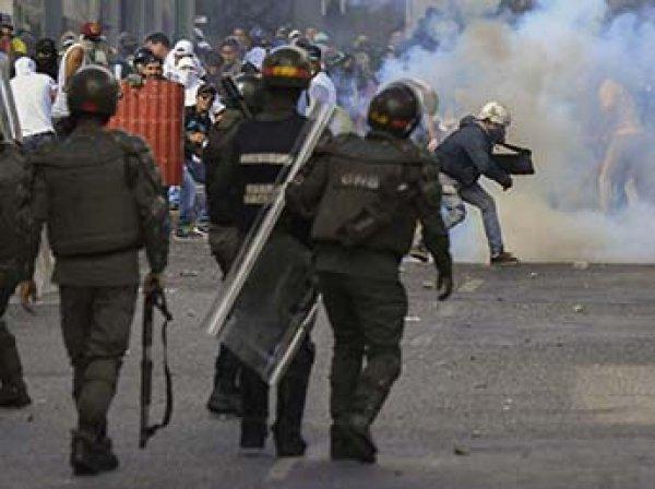 Переворот в Венесуэле, в столице взрывы, Россия и Китай предостерегли США от вмешательства