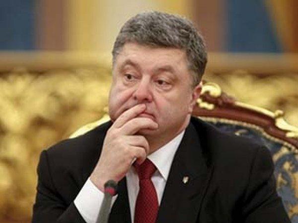 Сбежавшего без жены в Давос Порошенко заклеймили в Сети из-за фото с молодой журналисткой
