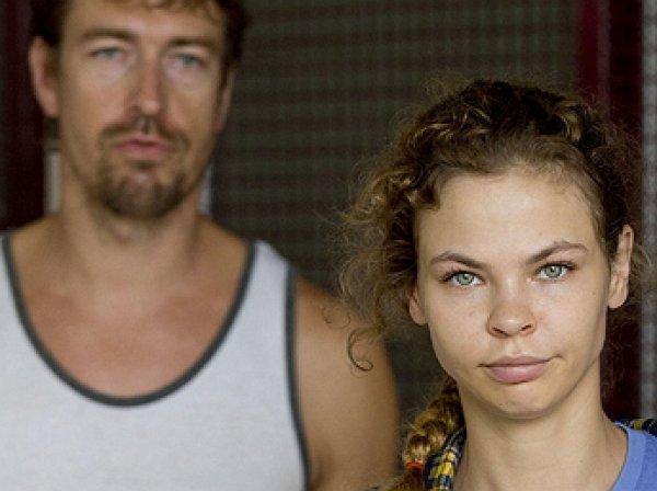 Рыбку и Лесли задержали в Шереметьево