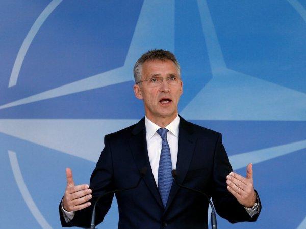"Генсек НАТО дал России ""последний шанс"""