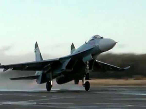 Швеция обвинила российские истребители в нарушении границы