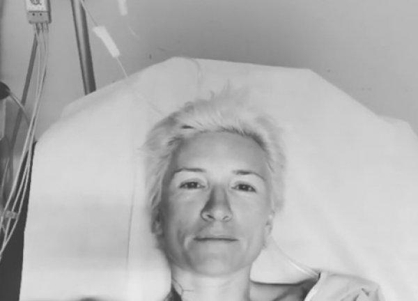 16-часовой сердечный приступ свалил Арбенину во Франции: видео из больницы попало в Сеть