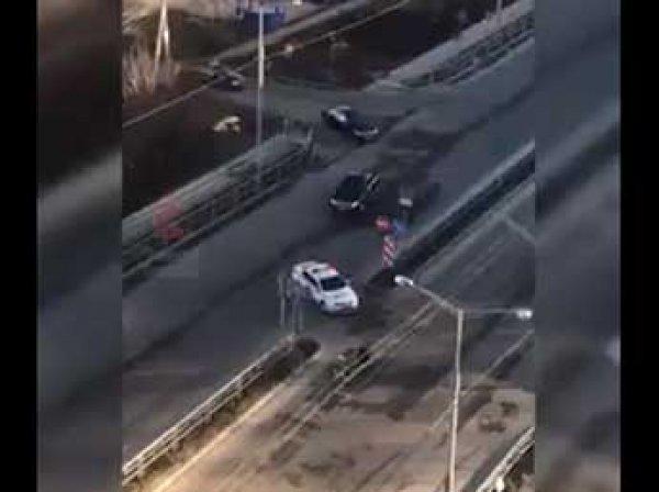 Кортеж Медведева в Краснодаре из-за пробок вызвал протест разгневанных водителей (ВИДЕО)