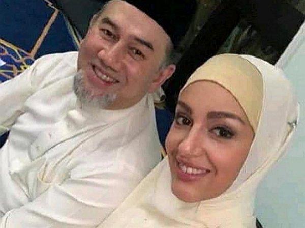 «Зато какая свадьба была»: «Мисс Москва» и отрекшийся король Малайзии разводятся после двух месяцев брака