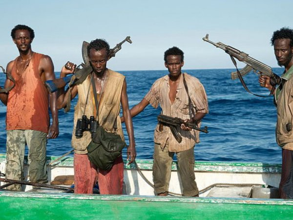 Пираты похитили шестерых российских моряков у берегов Бенина