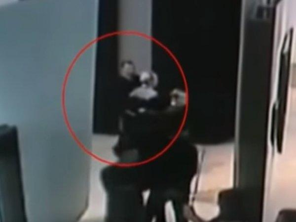 Момент похищения картины Куинджи из Третьяковки попал на видео
