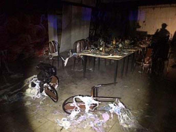 Взрыв в кафе в Саратовской области: юбиляр погиб, 35 человек ранены (ФОТО, ВИДЕО)