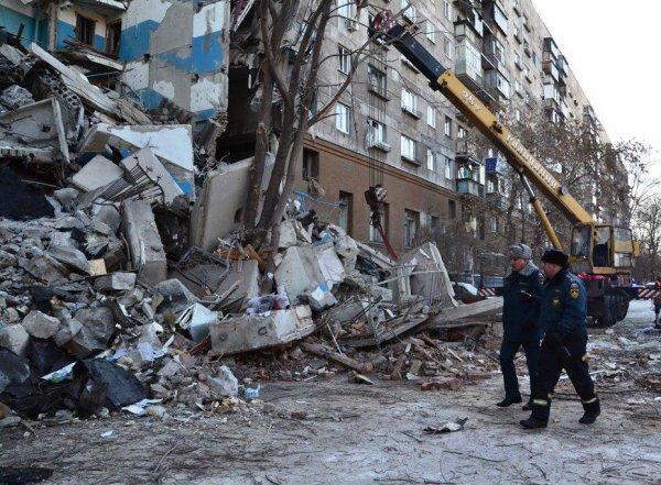 Сделано заявление о связи взрывов домов в Магнитогорске и Шахтах