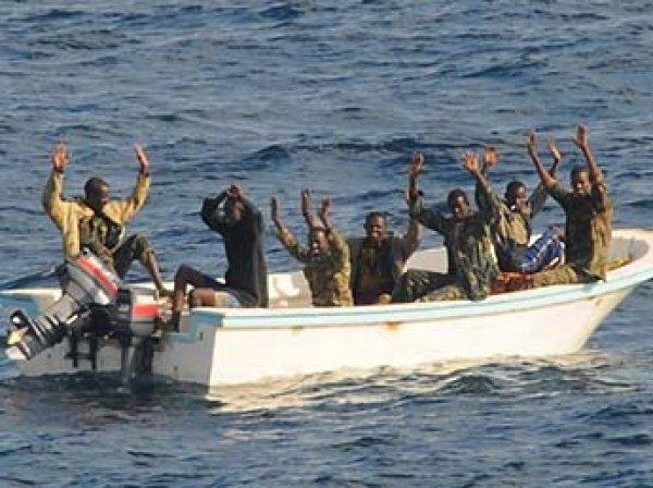 Пираты потребовали выкуп за захваченных в плен в Гвинейском заливе российских моряков