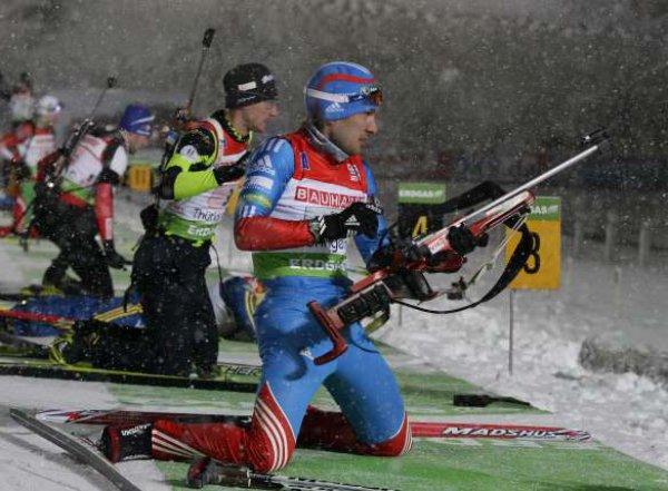 Биатлон, эстафета, мужчины, результат 18.01.2019: победили норвежцы, россияне - без медалей (ВИДЕО)