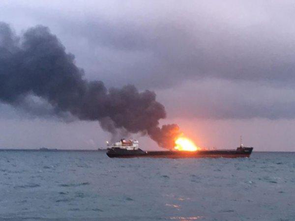 Причиной трагедии в Керченском проливе стали санкции США