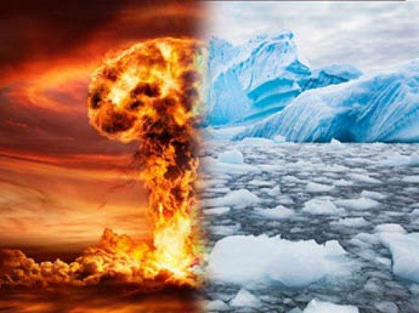 Секунда атомного взрыва: глобальное потепление сравнили с ядерной бомбардировкой