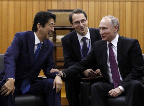 Япония поставила условие мирного договора с Россией по Курилам