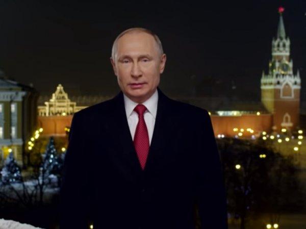 Из-за потока негатива Первый канал впервые отключил комментарии к новогоднему обращению Путина